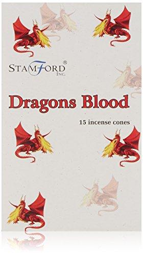 Stamford - Coni di incenso, sangue di dragone