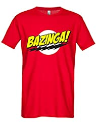The Big Bang Theory - Camiseta - Hombre
