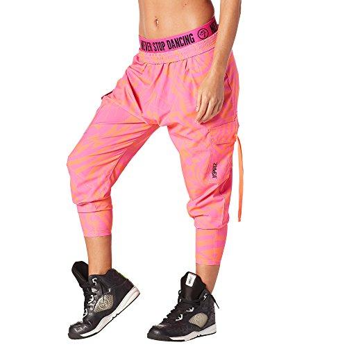 Para BallerAñoMujerColor CrazeTamaño Mujer Small Harén Beach Zumba Coral Pantalones Fitness® shtrxCQd
