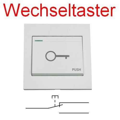 Beliebt ▷ Tueroeffner Taster Test Analyse [ Sep / 2019 ] - ⭐ NEU SB99
