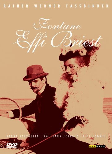 Effi Briest - Rainer Werner Fassbinder [Edizione: Germania]