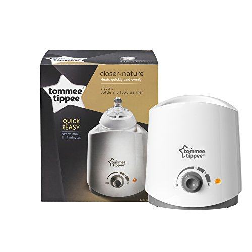 Tommee Tippee Closer to Nature - Calentador eléctrico...