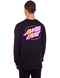 582a283660e Longsleeve Men Santa Cruz Oval Dot T-Shirt LS