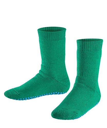 FALKE Kinder Catspads K CP Socken, Grün (Grass Green 7290), 27-30
