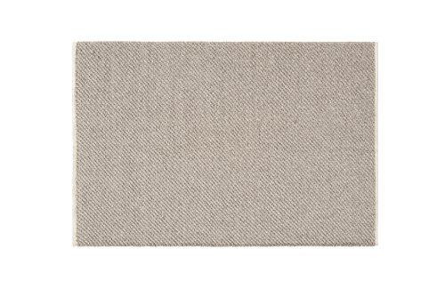 Creative Carpets Alfombra Fibras Naturales, Yute, Beige, 200 x 300 cm