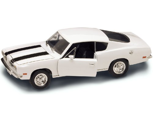 plymouth-barracuda-1969-green-118-model-92179