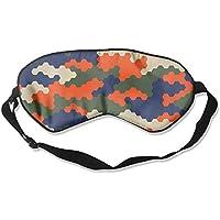 Camouflage Military 99% Eyeshade Blinders Sleeping Eye Patch Eye Mask Blindfold For Travel Insomnia Meditation preisvergleich bei billige-tabletten.eu