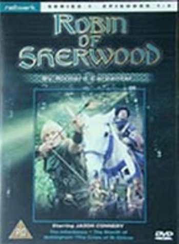 Robin Of Sherwood - Series 3 - Episodes 4 To 6