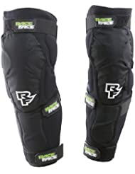 Race Face Flank Leg Guard, Stealth, XX-Large by Cyclone Bicycle