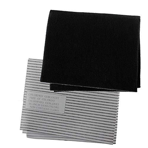 Reliapart - Kit de filtros de 60 cm para campana extractora de...
