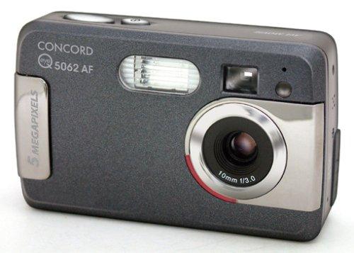 Concord EYE Q 5062AF fotocamera digitale (5megapixel)