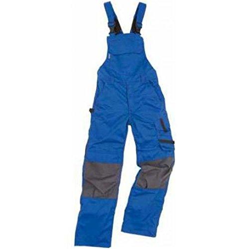 Excess 692-2-41-23/58 Arbeitslatzhose 'Champ', Größe 58, blau / grau