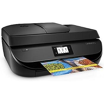 HP OfficeJet 4650 - Impresora multifunción inalámbrica (inyección térmica de tinta, WiFi) - B/N 9.5 PPM, color 6.8 PPM