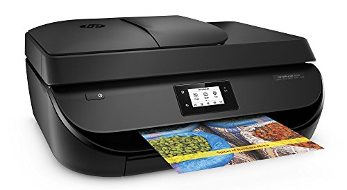 HP OfficeJet 4650 (F1H96B) Multifunktionsdrucker (All in One, A4, Drucker, Scanner, Kopierer, Faxen, WiFi, Duplex, HP ePrint, Apple AirPrint, HP Instant Ink kompatibel, USB, 4800x1200) schwarz