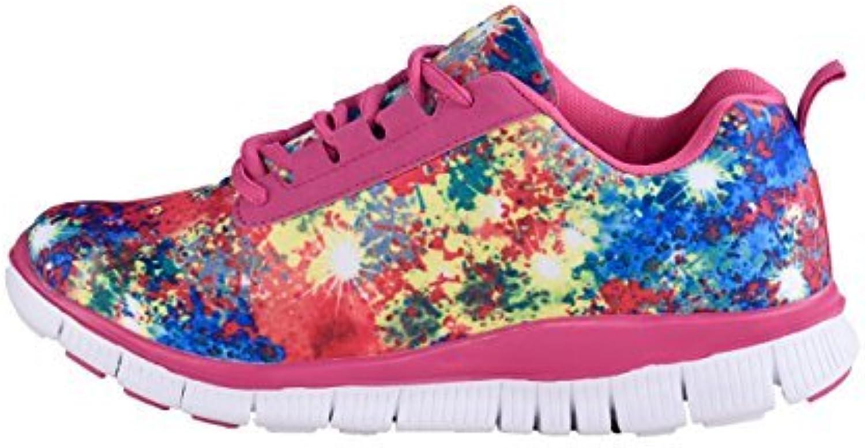 Action Activity Damen Seamless Leichtlaufschuhe Pink 2018 Letztes Modell  Mode Schuhe Billig Online-Verkauf