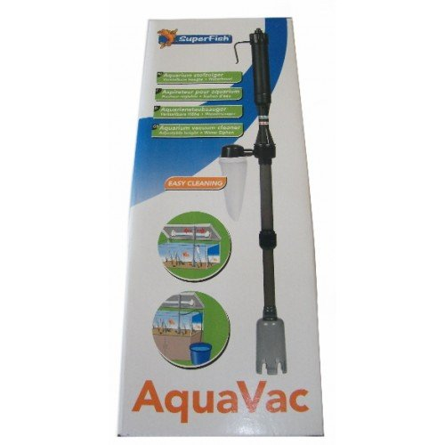Superfish AquaVac - Aspirador para acuario