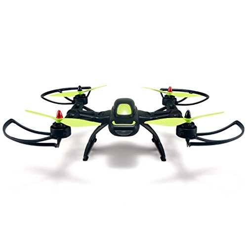 Lacaca JJRC X2 2.4G 4CH 6-Axis Gyro Headless Modalità Brushless RC Quadcopter con Luce Notturna (2 2.5 Ascensore)
