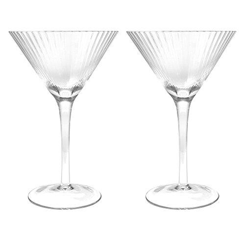andgefertigten Hayworth Gin Cocktail/Martini Glas ()