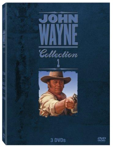 John Wayne Collection : Brannigan-Ein Mann aus Stahl / Der letzte Befehl / Die Unbesiegten [3 DVDs]