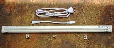 T5-lichtleiste Metall Profiversion 240v 28 Watt 2700k - Warmweiss von Sili Lichtinnovation