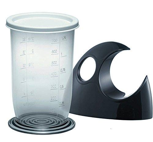 Bosch MSM 67 PE Batidora de mano 25 W, 0 Decibeles, Plástico, 25 Velocidades, Negro