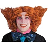 DAM Mad Hatter Wig Red (peluca)