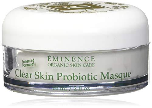 Eminence Organic Skin Care Clear Skin Probiotic Masque Skin Care, 2 Ounce 2 Oz