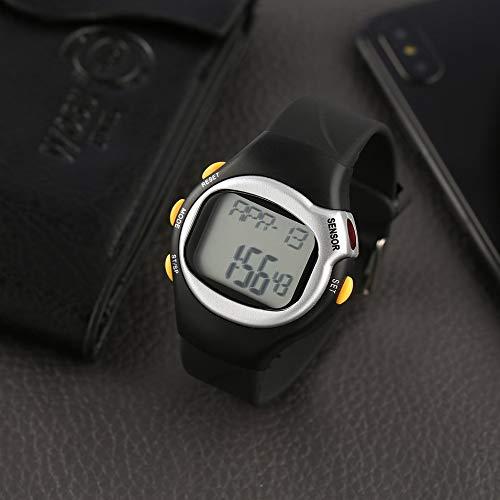 HermosaUKnight Puls-Herzfrequenz-Monitor-Armbanduhr-Kalorien-Zähler-Sport-Fitness-Übung - Kalorien Zähler-monitor