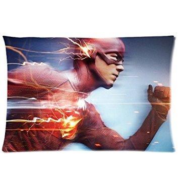 Barry Allen The Flash Pillowcase/Kissenbezüge Custom Pillow case/Kissenbezüge Cushion Cover 20 X 30 Inch Two Sides