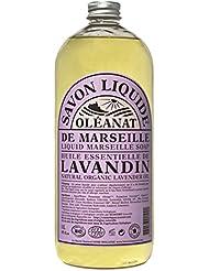 Oléanat Savon Liquide Bio à l'Huile Essentielle de Lavandin...