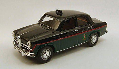 Rio RI4286 RI4286 RI4286 Alfa Romeo Giulietta Taxi MI 1959 1:43 MODELLINO Die CAST Model | De Haute Qualité Et De Bas Frais Généraux  739cf9
