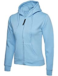 Uneek clothing - Sudadera con capucha - para hombre