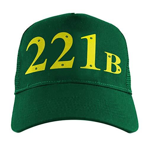 Cloud City 7 221B Baker Street Sherlock Holmes Address, Trucker ()