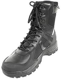 Mil-Com Patrol Stiefel schwarz schwarz 11