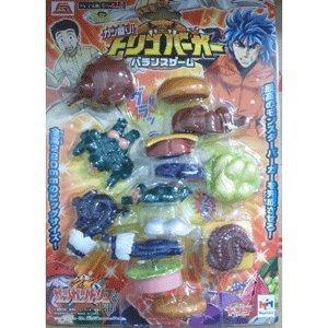 Toriko Gourmet game Gatsu prime! Tricot Burger balance game (japan import)