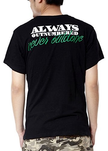 Pizoff Herren Hip Hop Mythology T-shirts mit Medusa Ägypten Apollo Druckmuster Y0382