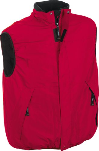 Body Vest Red
