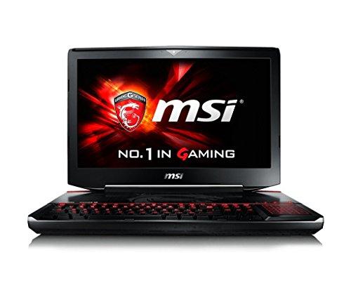 MSI Gaming GT80S 6QF(Titan SLI)-249FR 2.7GHz i7-6820HK 18.4' 1920 x 1080Pixeles...