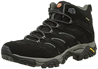 Merrell Women's Moab Mid Gore-Tex High Rise Hiking Boots
