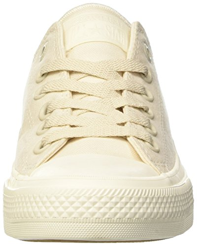 Converse Chuck Taylor All Star Ii Low, Baskets Mixte Adulte Blanc (Parchment/navy/white)