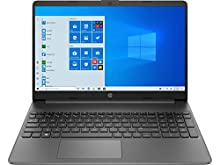 "HP - PC 15s-fq1033nl Notebook, Intel Core i5-1035G1, RAM 8 GB, SSD 256 GB, Grafica Intel UHD, Windows 10 Home, Schermo 15.6"" FHD SVA Antiriflesso, Lettore Micro SD, HDMI, USB-C, USB, Webcam, Grigio"