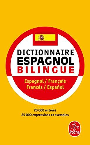 Dictionnaire espagnol bilingue (Langues)