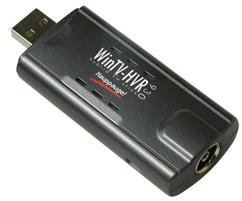 Hauppauge MyTV 930C DVB-T/DVB-C-Receiver/analoger TV-Tuner Hi-Speed USB 2.0