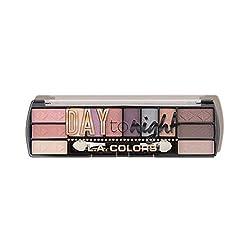LA COLORS Day To Night 12 Color Eyeshadow - Dawn