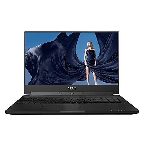 GIGABYTE Aero 15Xv8 (Aero15Xv8-DE425PB) 60Hz UHD Display, Intel Core i7 8750H, Nvidia GeForce GTX1070 Max-Q + Softwarepaket