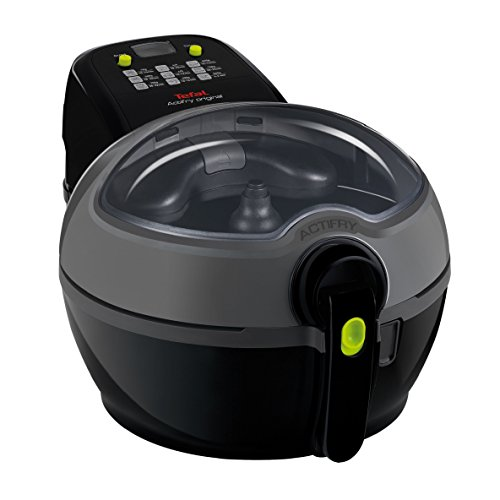 An image of the Tefal FZ740840 ActiFry Original Health Fryer, 1 kg Capacity, Black