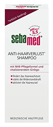 Sebamed Anti-Haarverlust Shampoo, 3er Pack(3 x 200 ml)