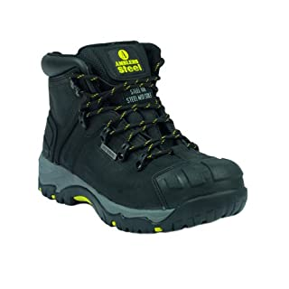 Amblers Safety FS32 Safety Boot / Mens Boots (9 UK) (Black)