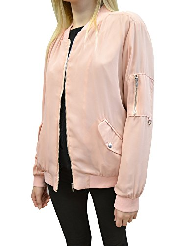 Exceptional Products -  Giacca  - Donna Pink