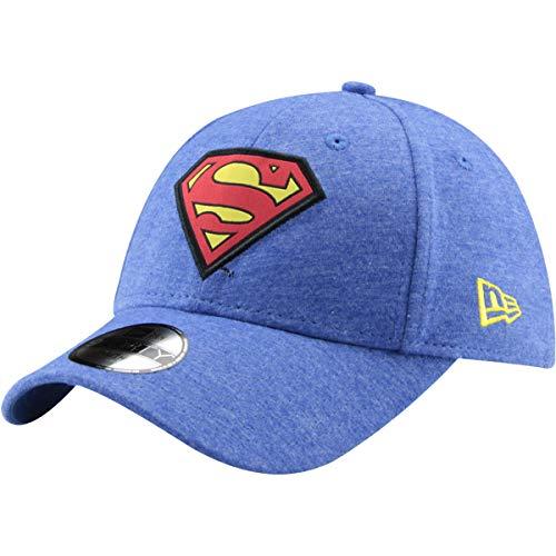 New Era Kinder Jungen Baseball Cap Mütze 940 Strapback Superman Character Jersey...